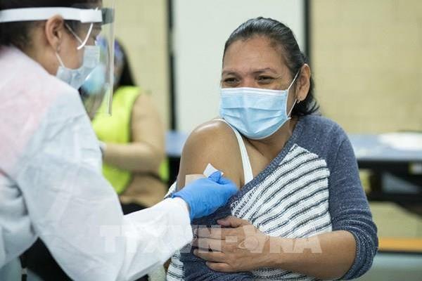 Tổng thống Mỹ kêu gọi người dân tiêm vaccine phòng bệnh