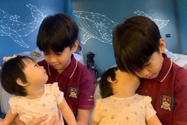 Cường Đô La tiết lộ thói quen mỗi sáng cực tình cảm của Suchin và Subeo