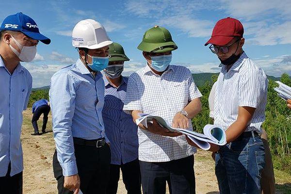 Đẩy nhanh tiến độ thi công các công trình sửa chữa, nâng cấp hồ chứa nước thuộc dự án WB8