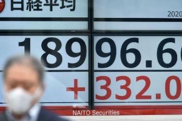 Chứng khoán Nhật Bản tăng điểm mạnh nhất trước thềm Fed họp chính sách