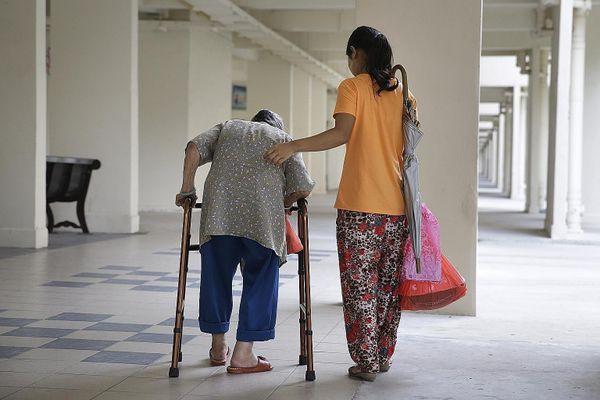 Singapore có thập niên tăng dân thấp nhất từ ngày độc lập