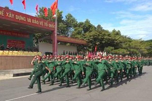 Khai giảng các lớp đào tạo hạ sĩ quan chỉ huy và nhân viên chuyên môn kỹ thuật