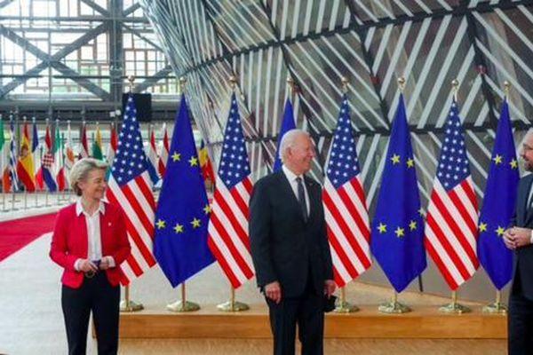 Mỹ - EU 'đình chiến' thương mại để cài đặt lại quan hệ