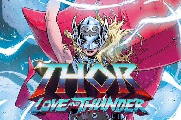 Tạo hình Mighty Thor của Natalie Portman được hé lộ