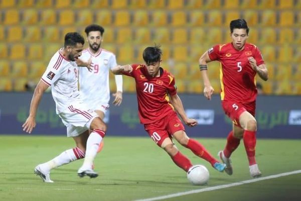Highlights trận Việt Nam-UAE: Tinh thần không bỏ cuộc tạo nên lịch sử