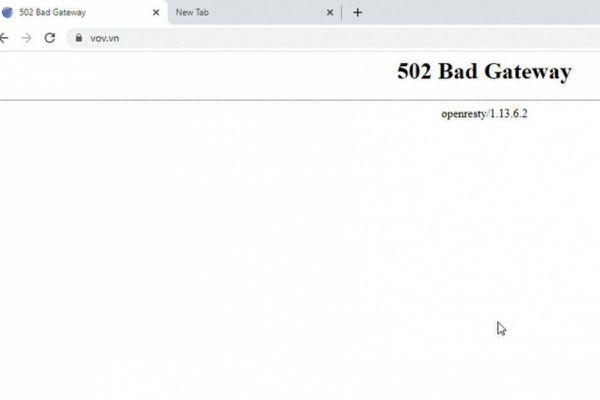 Phân tích, điều tra cuộc tấn công DDoS nhắm vào báo điện tử VOV