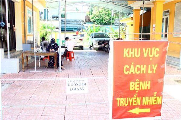 Thành phố Vinh ghi nhận thêm một trường hợp dương tính với SARS-CoV-2