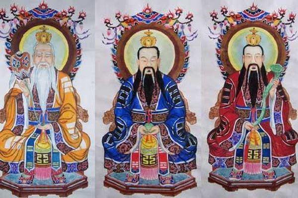 Hồng Quân Lão Tổ và ba đại đệ tử trong thần thoại Trung Hoa thật ra là những ai?