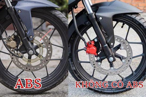 Những suy nghĩ sai lầm về phanh ABS trên xe máy