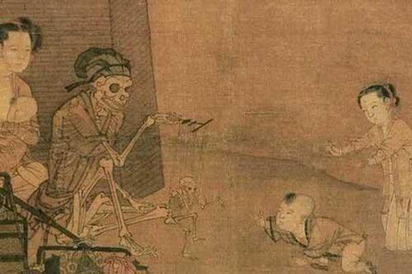 'Bức tranh quỷ' trong Bảo tàng Cố cung, hơn 800 năm ai xem cũng không hiểu, phóng to gấp 10 lần mới phát hiện chi tiết đáng kinh ngạc