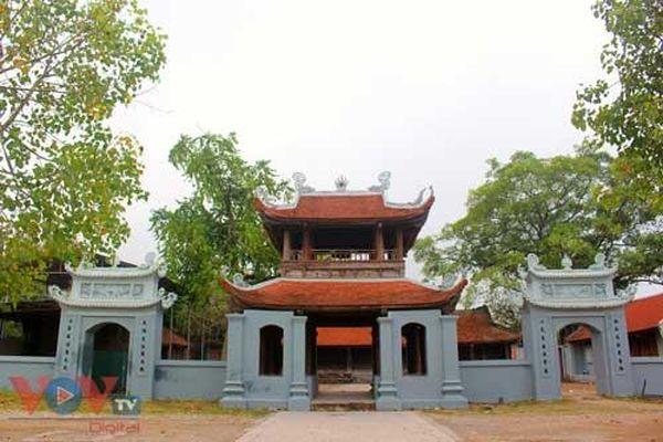 Chùa Đậu - Ngôi chùa 'Đệ nhất danh lam'