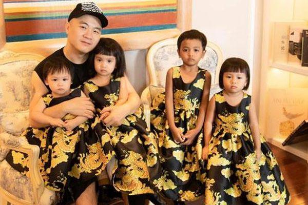 Bị cảnh báo 'cẩn thận mang tiếng lợi dụng con nuôi', NTK Đỗ Mạnh Cường: 'Cuộc đời này chỉ sợ sống sai chứ không sợ ai nói sai về mình'