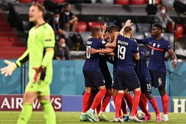 ĐT Đức tụt hạng trong top ƯCV vô địch EURO 2020