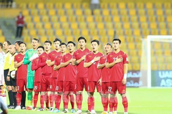 Thua một trận, Đội tuyển bóng đá Việt Nam thắng cả hành trình