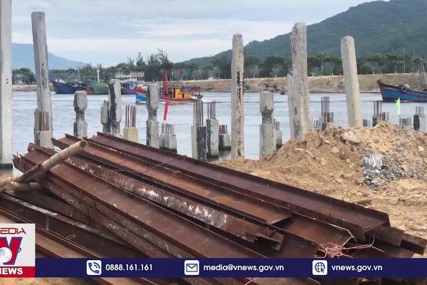 Ì ạch nâng cấp Cảng cá lớn nhất Đà Nẵng