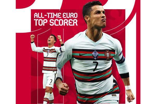 Vừa bị Ronaldo phá kỷ lục, huyền thoại Platini trở lại với bóng đá