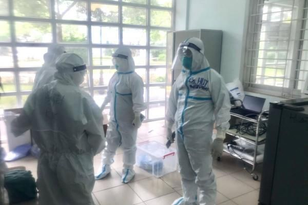 Bác sĩ chi viện cho Bắc Giang: Đảm bảo nhân viên y tế tại Trung tâm ICU lớn nhất miền Bắc không bị lây nhiễm