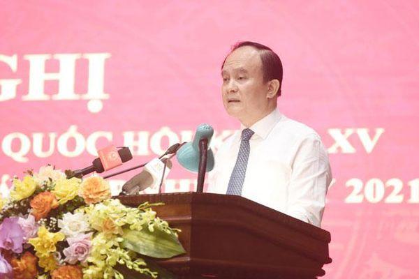 Chủ tịch HĐND TP Nguyễn Ngọc Tuấn: Sau bầu cử, chính quyền các cấp cần tiếp tục đổi mới, nâng cao hiệu quả hoạt động