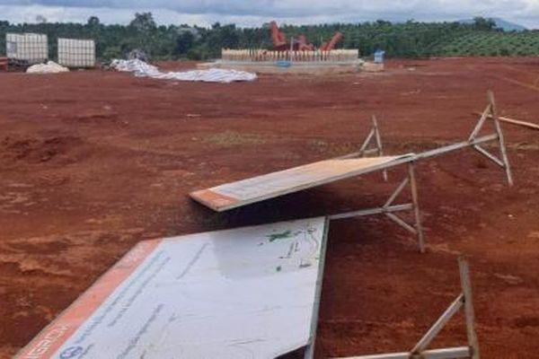 111 người Trung Quốc làm việc không phép tại dự án điện gió ở Đăk Nông