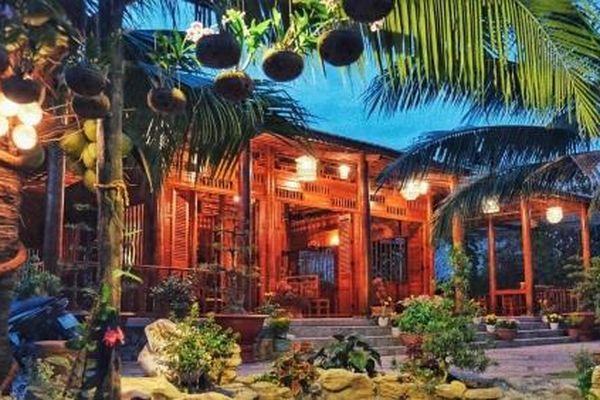 Vĩnh Long: Công nhận điểm du lịch cấp tỉnh đối với nhà dừa CocoHome