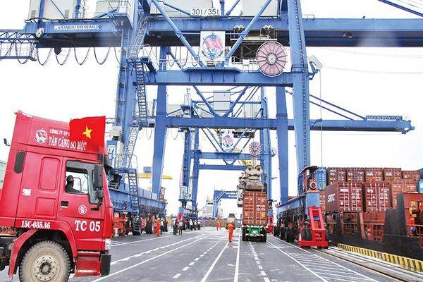 Chính thức thu phí cảng biển từ ngày 1-7