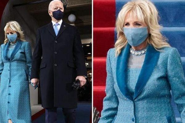 Những trang phục mang thông điệp của đệ nhất phu nhân Jill Biden