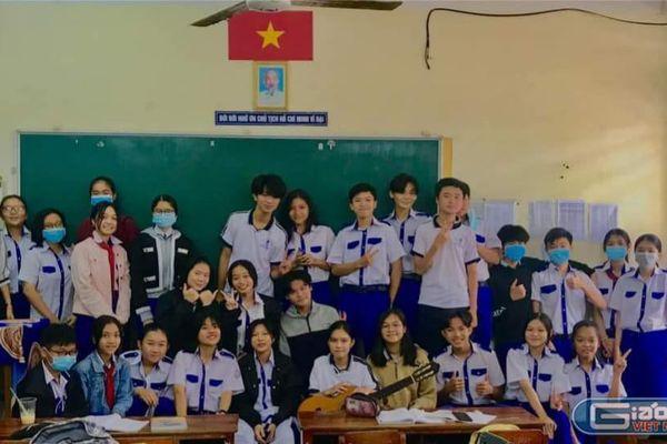Cô học trò có điểm cao nhất kỳ thi tuyển sinh vào 10 tỉnh An Giang
