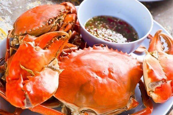 Chớ dại mà ăn cua biển cùng những thực phẩm này, cẩn thận kẻo rước họa