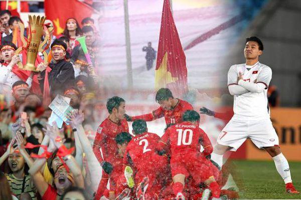 Chưa bao giờ bóng đá có được vị thế, tiềm lực như hôm nay