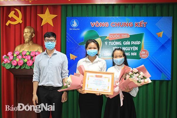 10 ý tưởng, giải pháp tình nguyện sinh viên Đồng Nai tham dự vòng chung kết