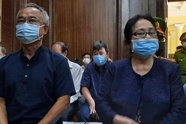 Đại gia Dương Thị Bạch Diệp và nhiều cựu lãnh đạo TPHCM tiếp tục hầu tòa