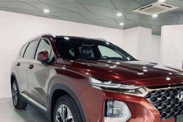 Chiếc ô tô SUV 'hot' của Hyundai đang được ưu đãi tới 140 triệu đồng tại Việt Nam