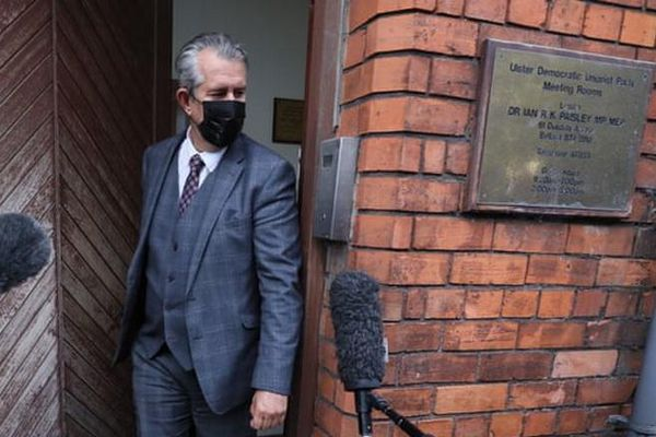 Bắc Ireland: Tân lãnh đạo đảng DUP Edwin Poots bất ngờ từ chức