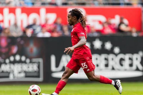 Renato Sanchez - Làm lại sự nghiệp trong màu áo Bồ Đào Nha