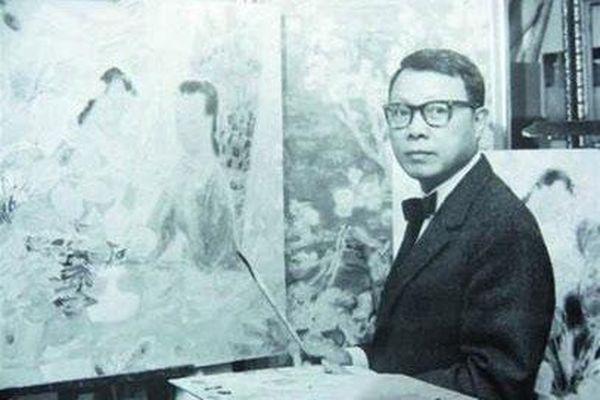 Khám phá bức tranh trị giá 1,4 triệu USD của họa sĩ người Việt