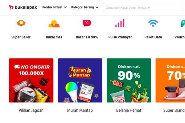 Sàn thương mại điện tử lớn thứ tư tại Indonesia lên kế hoạch IPO
