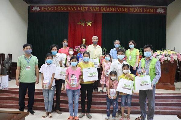 Good Neighbors hỗ trợ dinh dưỡng cho trẻ bị suy dinh dưỡng tại Vĩnh Lộc