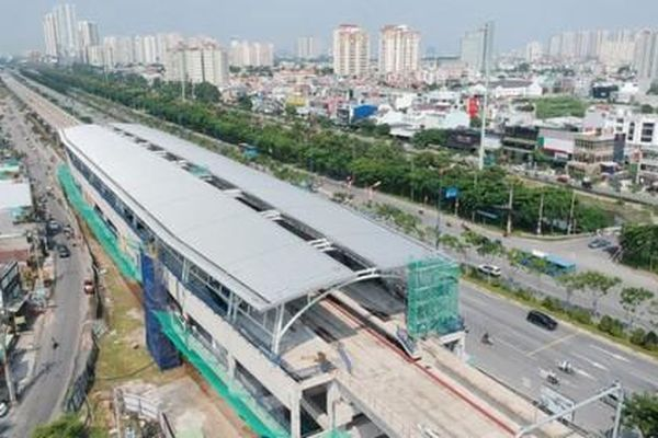 Tp.HCM muốn thay đổi bộ mặt giao thông với 211km đường sắt và BRT mới