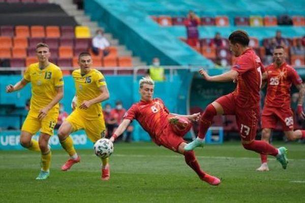 Ukraine - Bắc Macedonia: Thắng nhọc nhằn, Ukraine có được 3 điểm đầu tay | EURO 2020