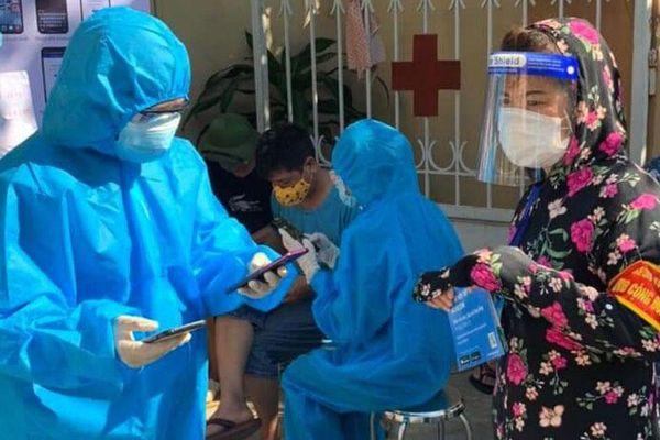 TP Bắc Giang: Lấy mẫu xét nghiệm cho 4 nghìn người có nguy cơ nhiễm cao