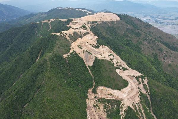 Khánh Hòa: Thông tin về Dự án Cửu Long Sơn Tự trên núi Chín Khúc