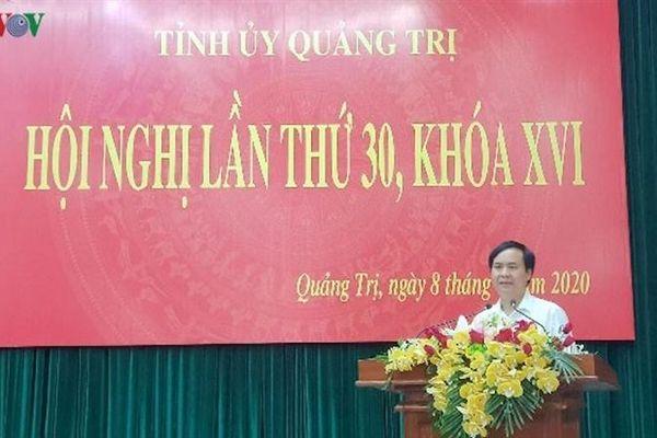 Ông Võ Văn Hưng tiếp tục được bầu làm Chủ tịch UBND tỉnh Quảng Trị