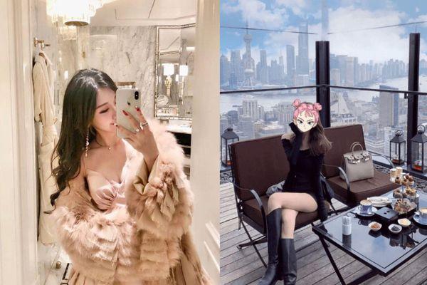 Hé lộ cuộc sống giả dối của các quý cô giàu có 'fake'
