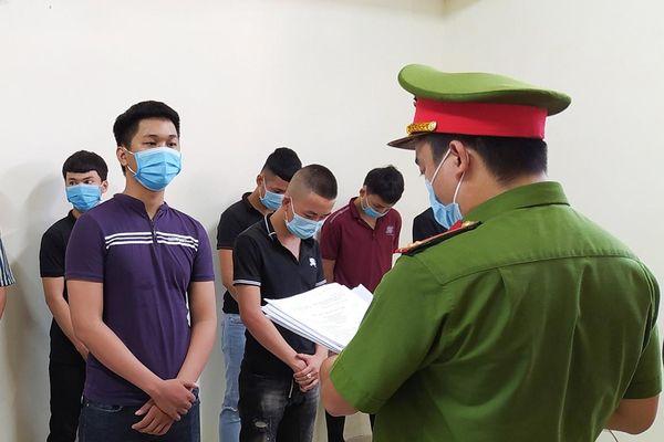 Khởi tố thêm 15 bị can vụ chém người tại Cung thể thao Tiên Sơn