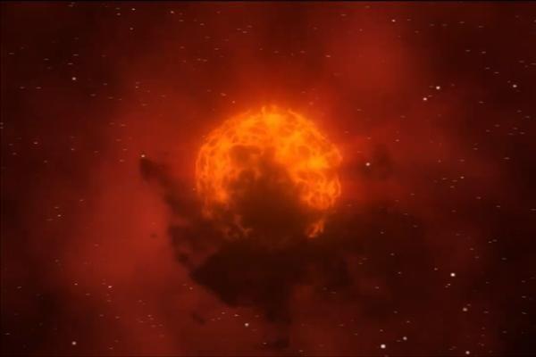 Giải mã hiện tượng mờ đi của sao Betelgeuse
