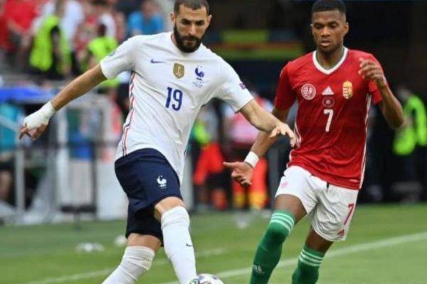 Kết quả Hungary vs Pháp, hiệp 1: Nhà vô địch nhận cú sốc