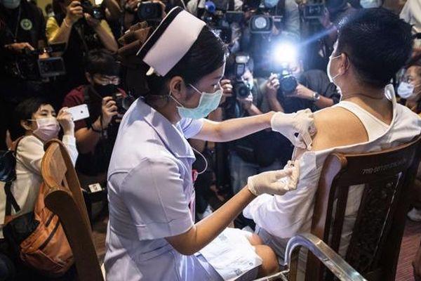 Thế giới đã tiêm được 2,55 tỷ liều vaccine Covid-19