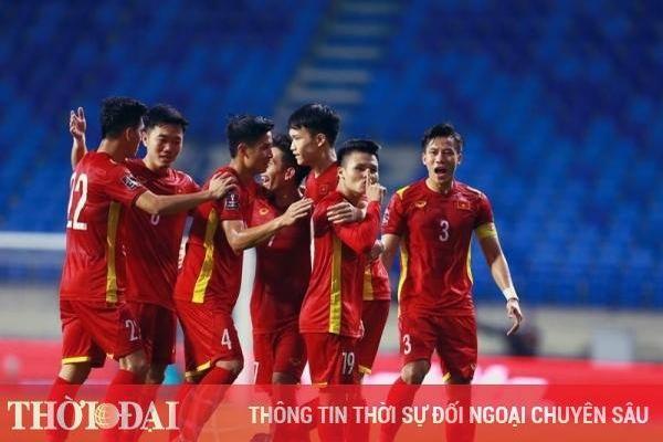 FIFA công bố BXH vòng loại thứ 3 World Cup: Việt Nam ở nhóm cuối