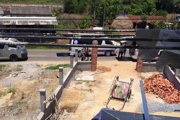 3 người bị phóng điện bỏng nặng vì hàn xì gần đường điện cao thế?