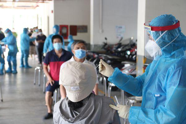 Bình Dương thêm 19 người dương tính với SARS-CoV-2